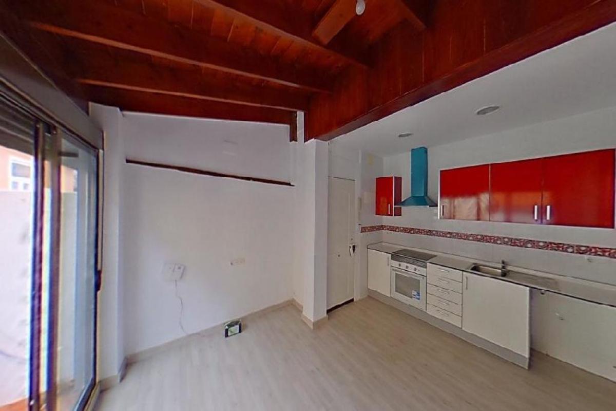 Piso en venta en Ciutat Vella, Valencia, Valencia, Calle Palma, 137.500 €, 2 habitaciones, 1 baño, 60 m2