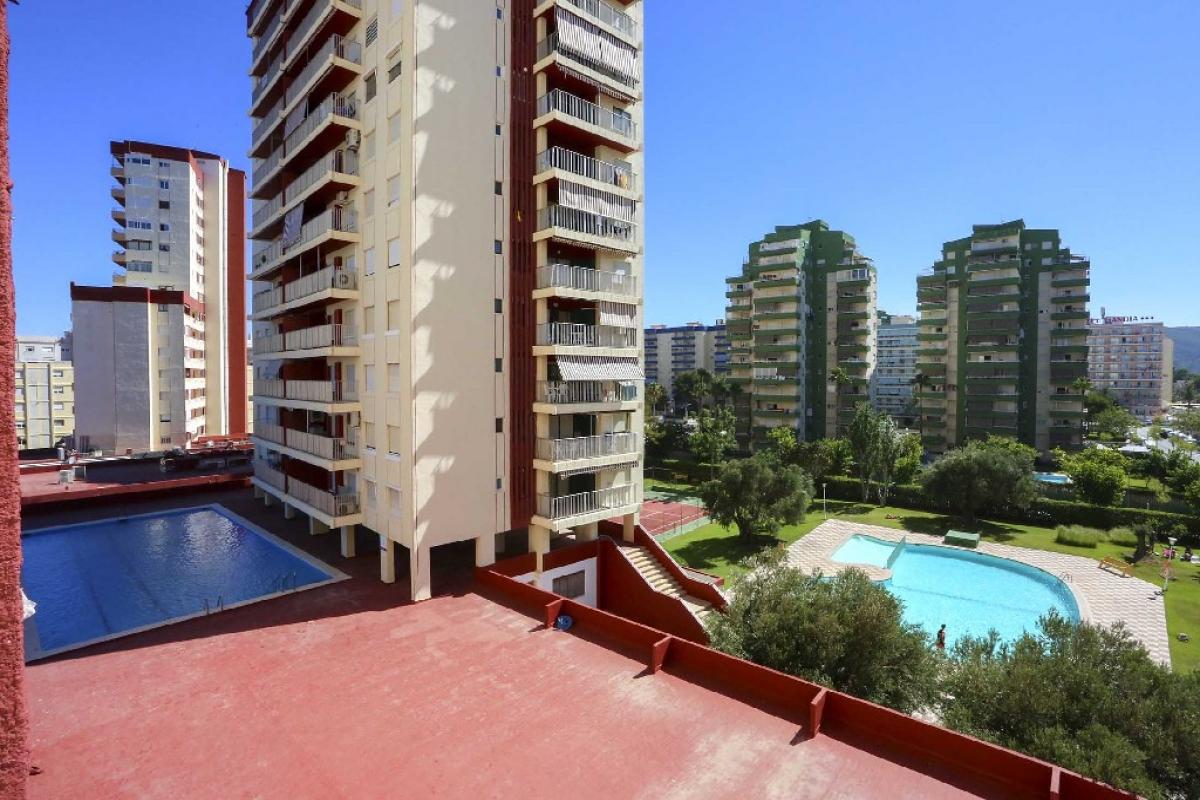 Piso en venta en Platja de Gandia / Playa de Gandía, Gandia, Valencia, Paseo Passeig Maritim de Neptu, 195.500 €, 3 habitaciones, 1 baño, 113 m2