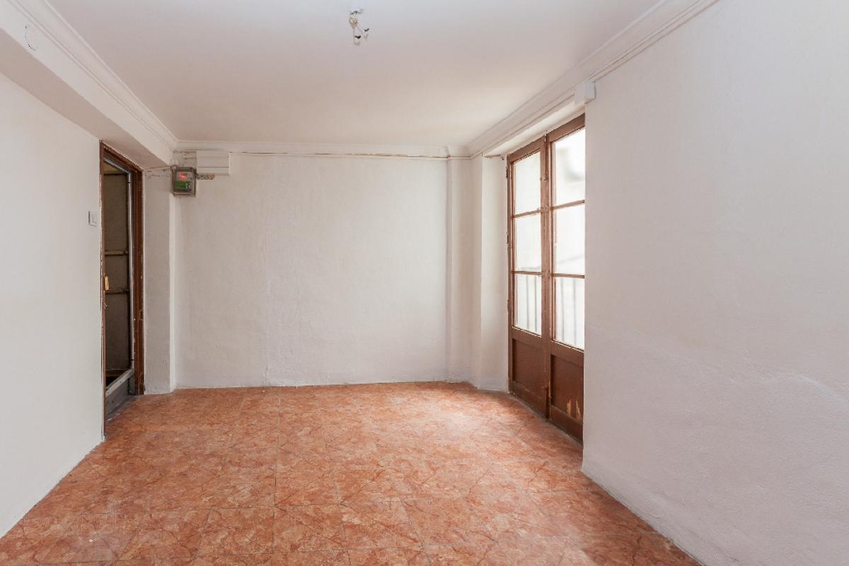 Piso en venta en Centre, Alcoy/alcoi, Alicante, Calle Sant Francesc, 35.000 €, 2 habitaciones, 1 baño, 84 m2