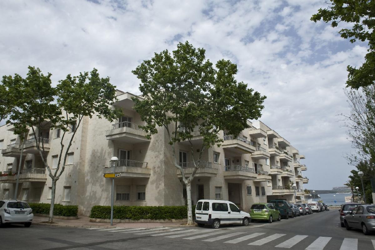 Piso en venta en Canamunt, Mahón, Baleares, Calle Sant Sebastia, 178.000 €, 3 habitaciones, 1 baño, 120 m2