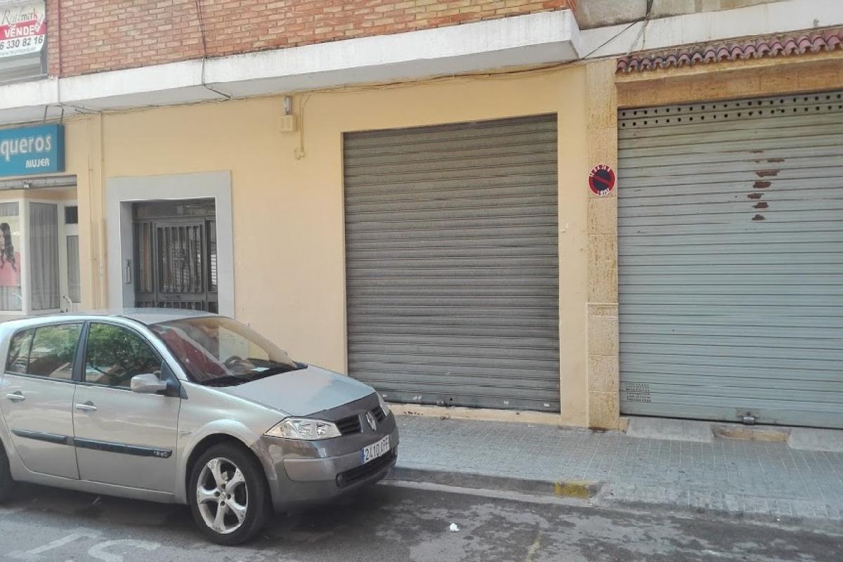 Local en venta en Valencia, Valencia, Calle Guitarrista Tarrega, 56.000 €, 118 m2