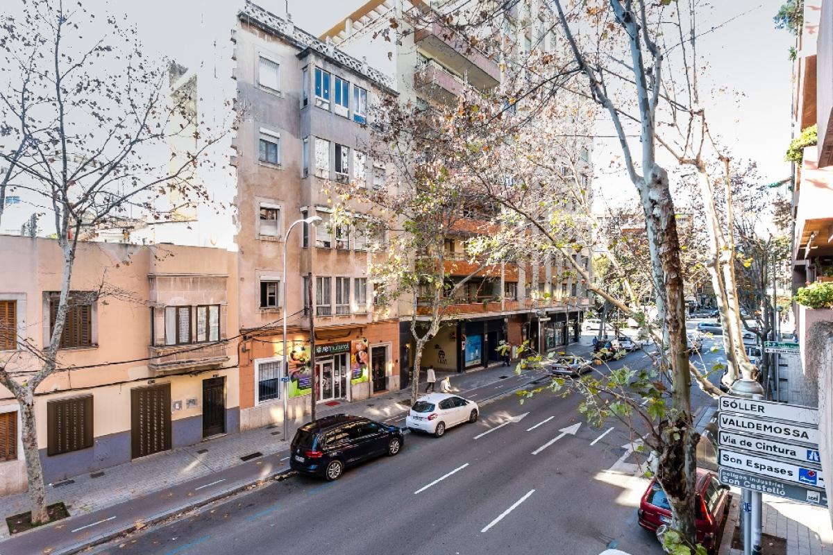 Piso en venta en Piso en Palma de Mallorca, Baleares, 407.000 €, 4 habitaciones, 2 baños, 184 m2