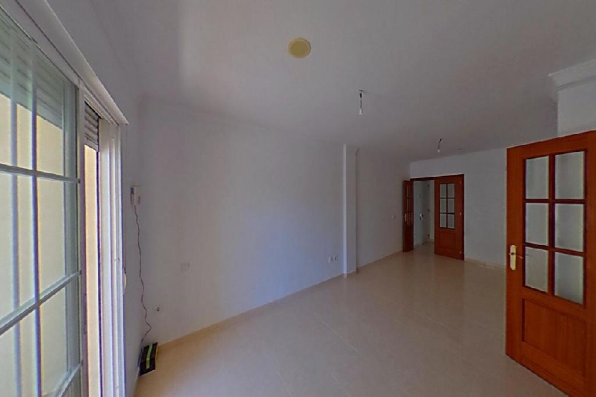 Piso en venta en Bockum, Benalup-casas Viejas, Cádiz, Calle Barbate, 46.500 €, 3 habitaciones, 1 baño, 86 m2