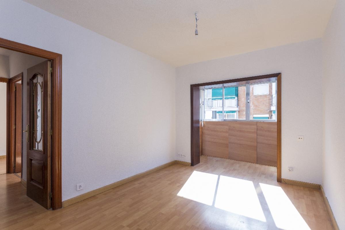 Piso en venta en San Nicasio, Leganés, Madrid, Calle Mallorca, 110.500 €, 3 habitaciones, 1 baño, 61 m2