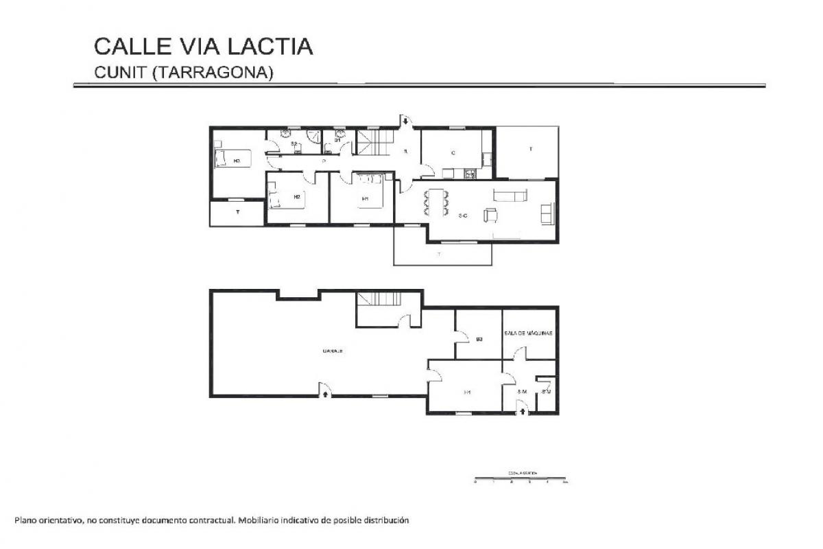 Casa en venta en Cunit, Tarragona, Calle Via Lactia, 169.000 €, 4 habitaciones, 3 baños, 247 m2