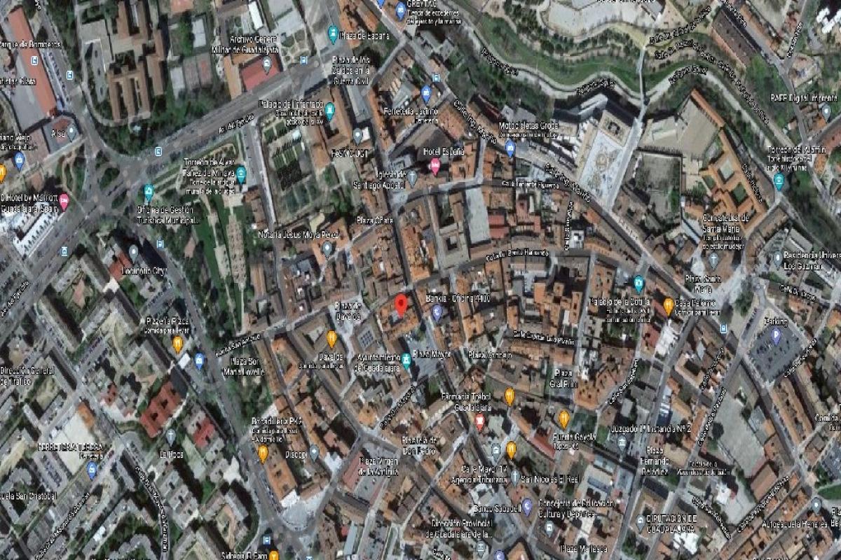 Parking en venta en Bockum, Guadalajara, Guadalajara, Calle Mayor, 9.000 €, 40 m2
