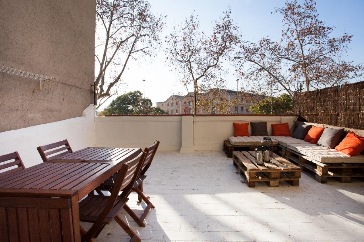 Piso en venta en Barcelona, Barcelona, Paseo Joan de Borbo, 288.000 €, 1 habitación, 1 baño, 49 m2