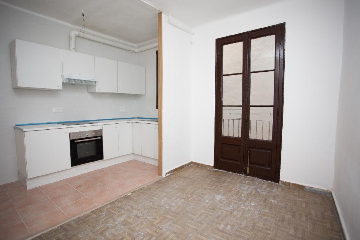 Piso en venta en Barcelona, Barcelona, Calle Assaonadors, 224.500 €, 2 habitaciones, 1 baño, 48 m2