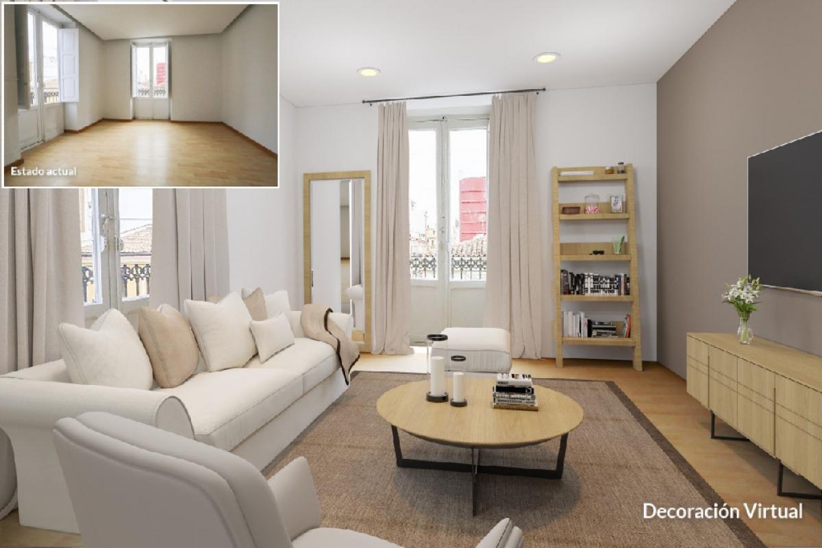Piso en venta en Valencia, Valencia, Calle Denia, 193.000 €, 3 habitaciones, 1 baño, 93 m2