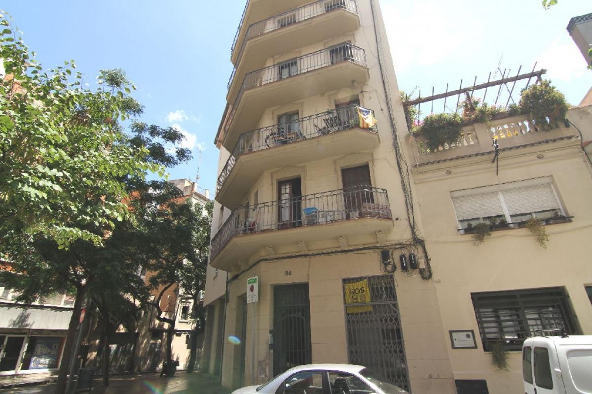 Piso en venta en Barcelona, Barcelona, Calle Leiva, 218.500 €, 1 habitación, 1 baño, 47 m2
