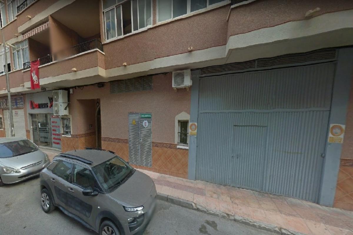 Parking en venta en Albatera, Alicante, Calle M.d Adela Beneit, 4.500 €, 23 m2