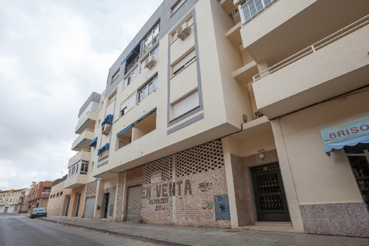 Piso en venta en Cartagena, Murcia, Calle Diamante, 97.500 €, 3 habitaciones, 2 baños, 93 m2