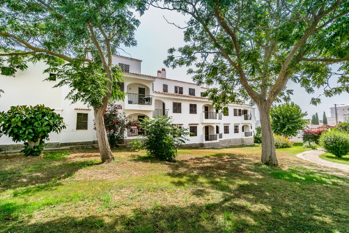 Piso en venta en Alaior, Baleares, Calle de la Mediterrania, 88.500 €, 2 habitaciones, 1 baño, 69 m2