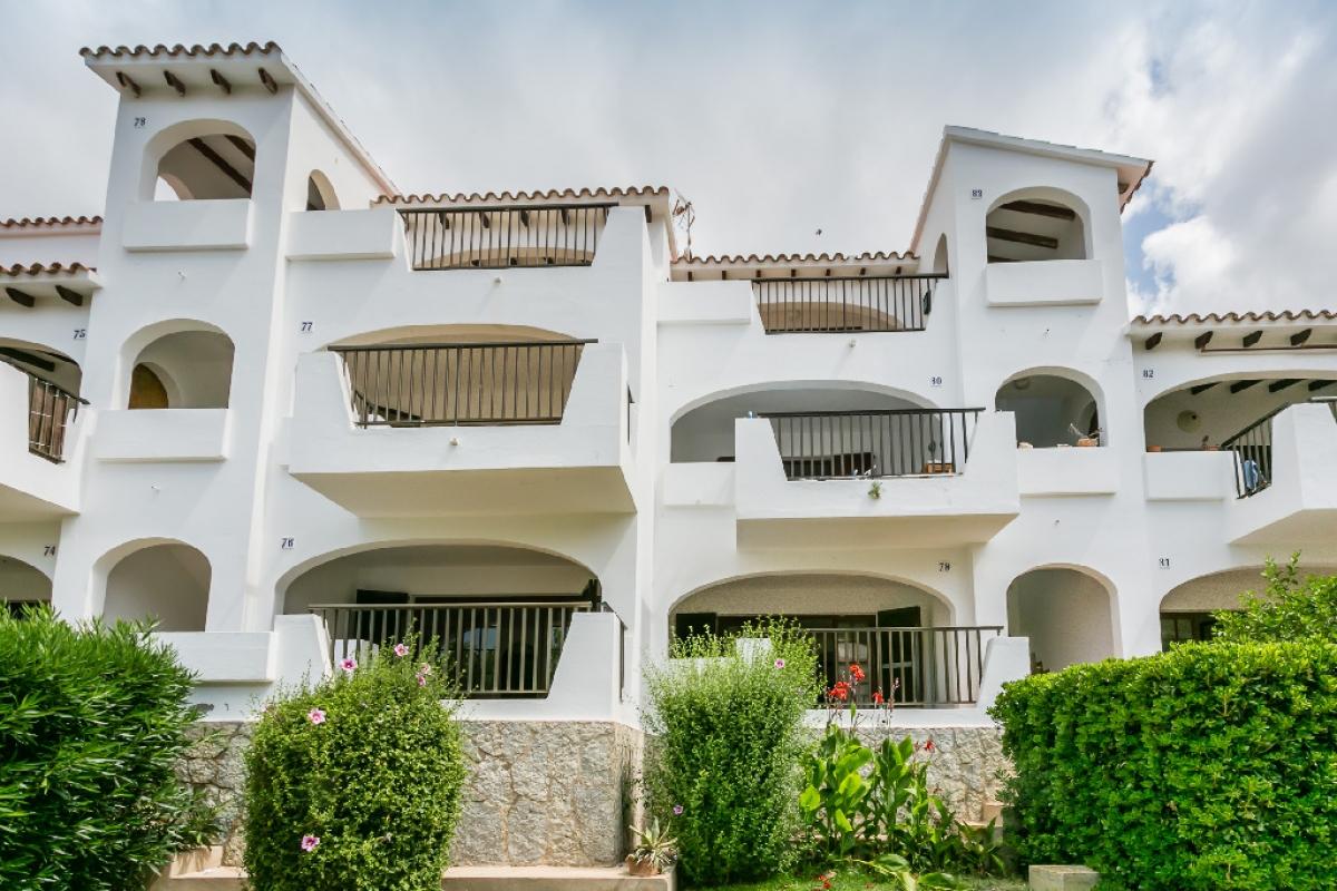 Piso en venta en Alaior, Baleares, Calle de la Mediterrania, 91.500 €, 2 habitaciones, 1 baño, 89 m2