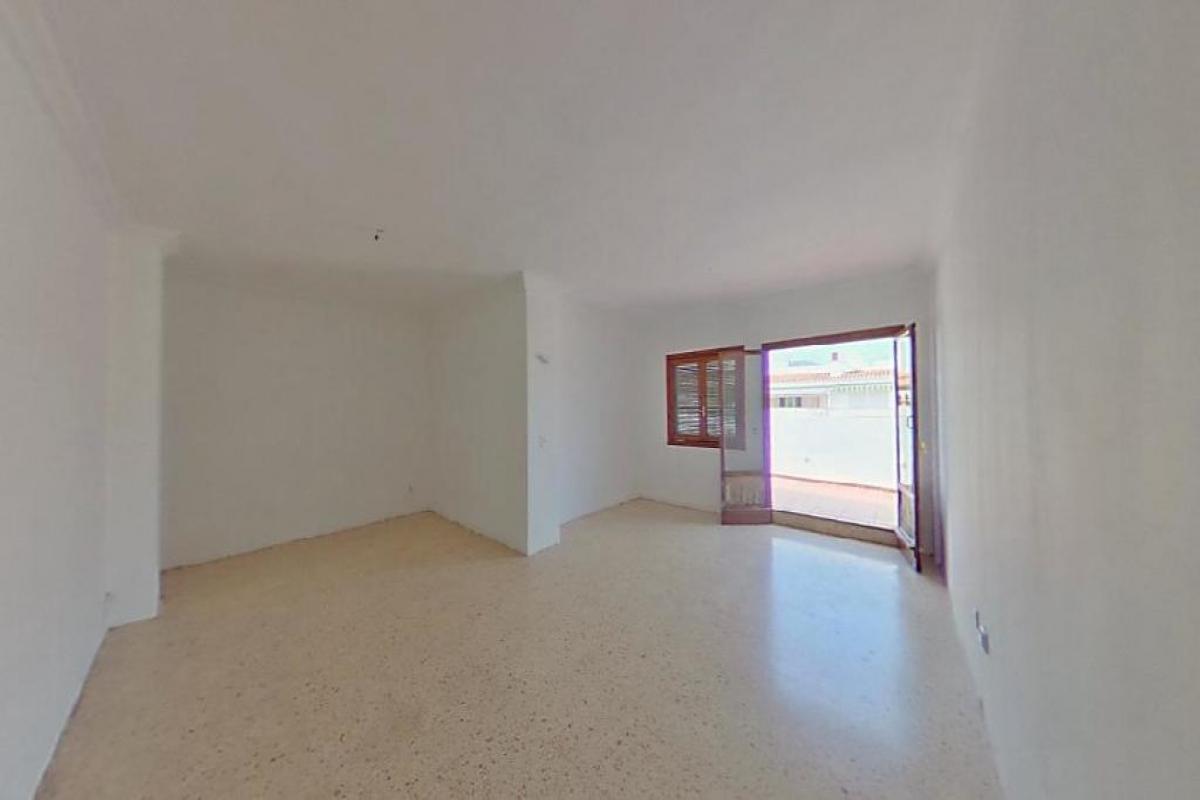 Piso en venta en Pego, Alicante, Plaza Constitucion, 73.500 €, 5 habitaciones, 2 baños, 109 m2