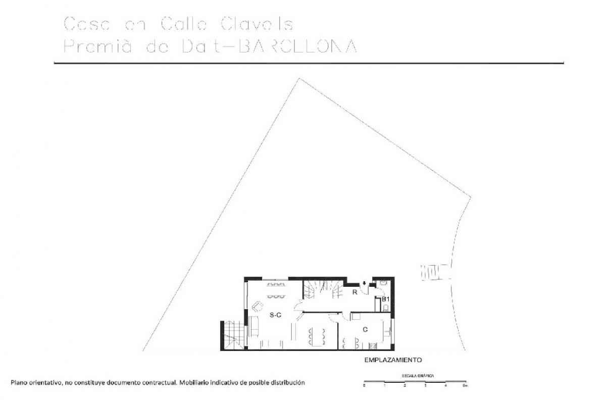 Casa en venta en Premià de Dalt, Barcelona, Calle Clavells, 537.500 €, 5 habitaciones, 4 baños, 278 m2