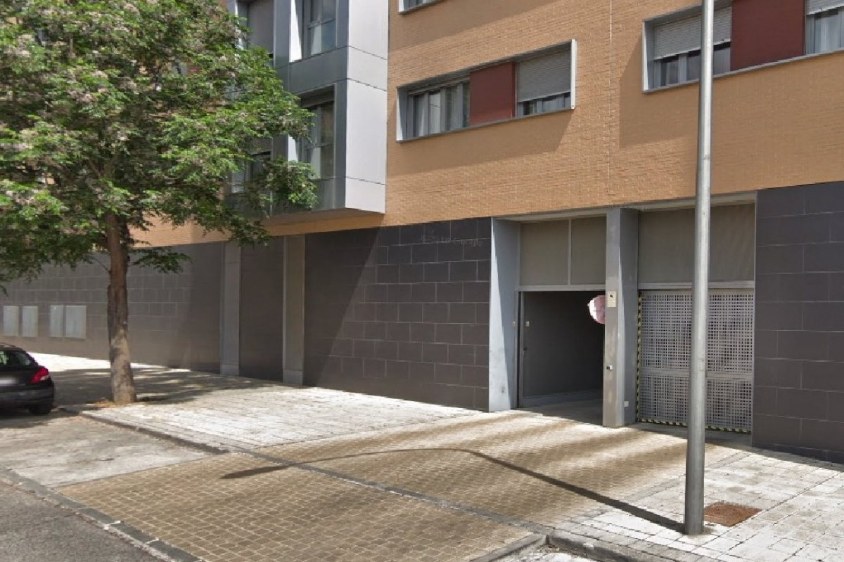 Parking en venta en El Bercial, Getafe, Madrid, Calle Camerun, 8.500 €, 37 m2