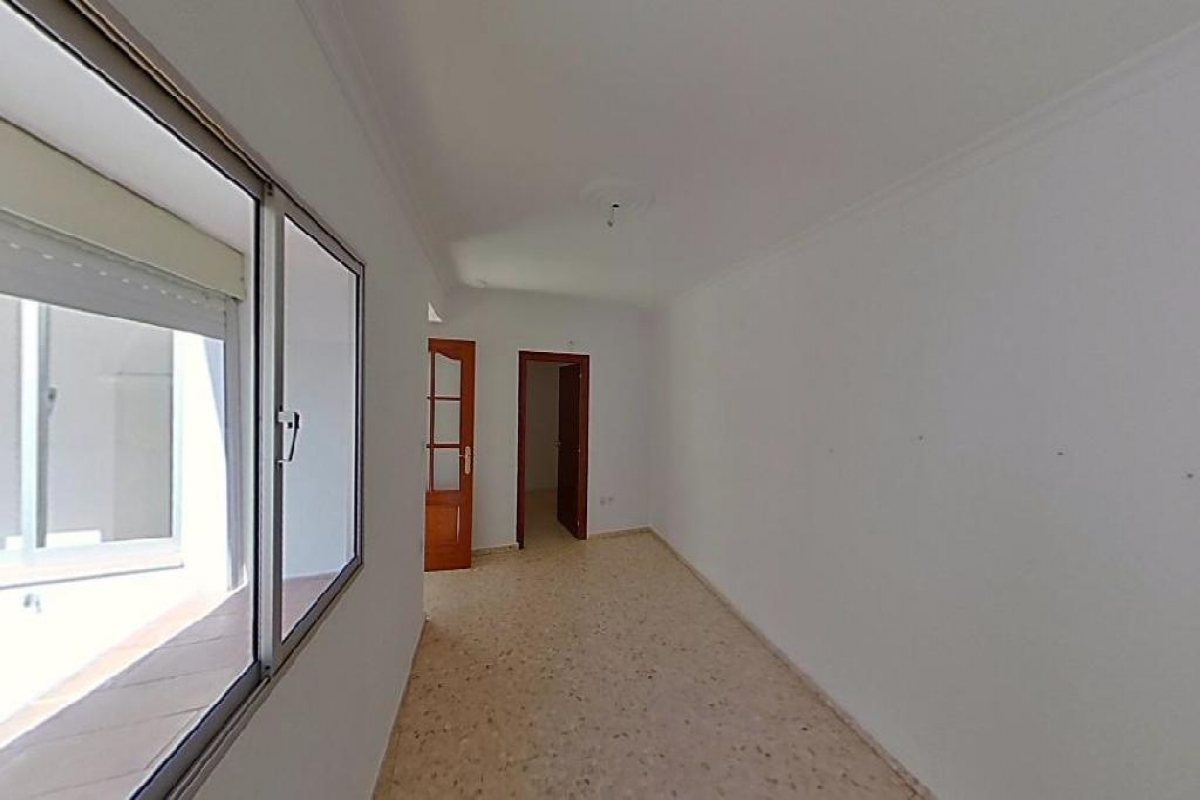 Piso en venta en Los Albarizones, Jerez de la Frontera, Cádiz, Calle Fate, 89.500 €, 4 habitaciones, 1 baño, 113 m2