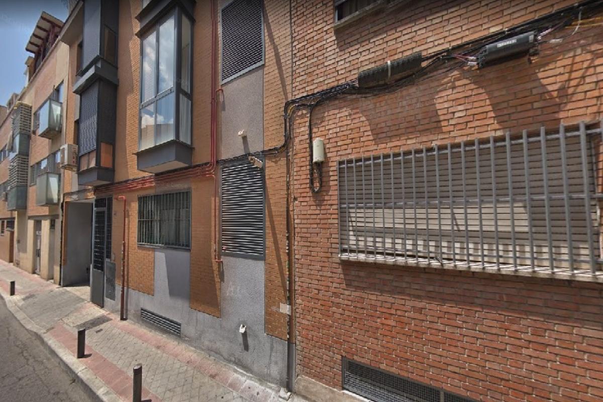 Parking en venta en Tetuán, Madrid, Madrid, Calle Geranios, 19.000 €, 23 m2