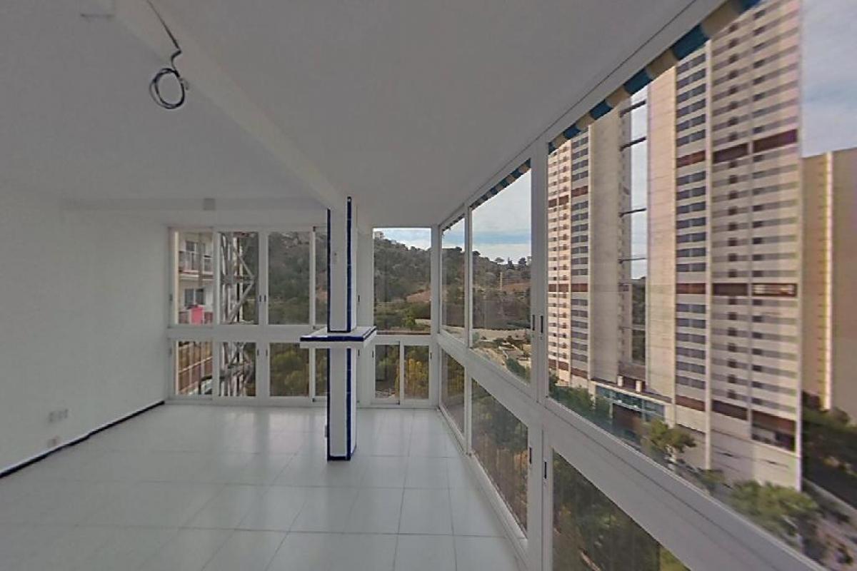 Piso en venta en El Racó de L`oix - El Rincón de Loix, Benidorm, Alicante, Calle Montecarlo, 102.000 €, 3 habitaciones, 1 baño, 62 m2