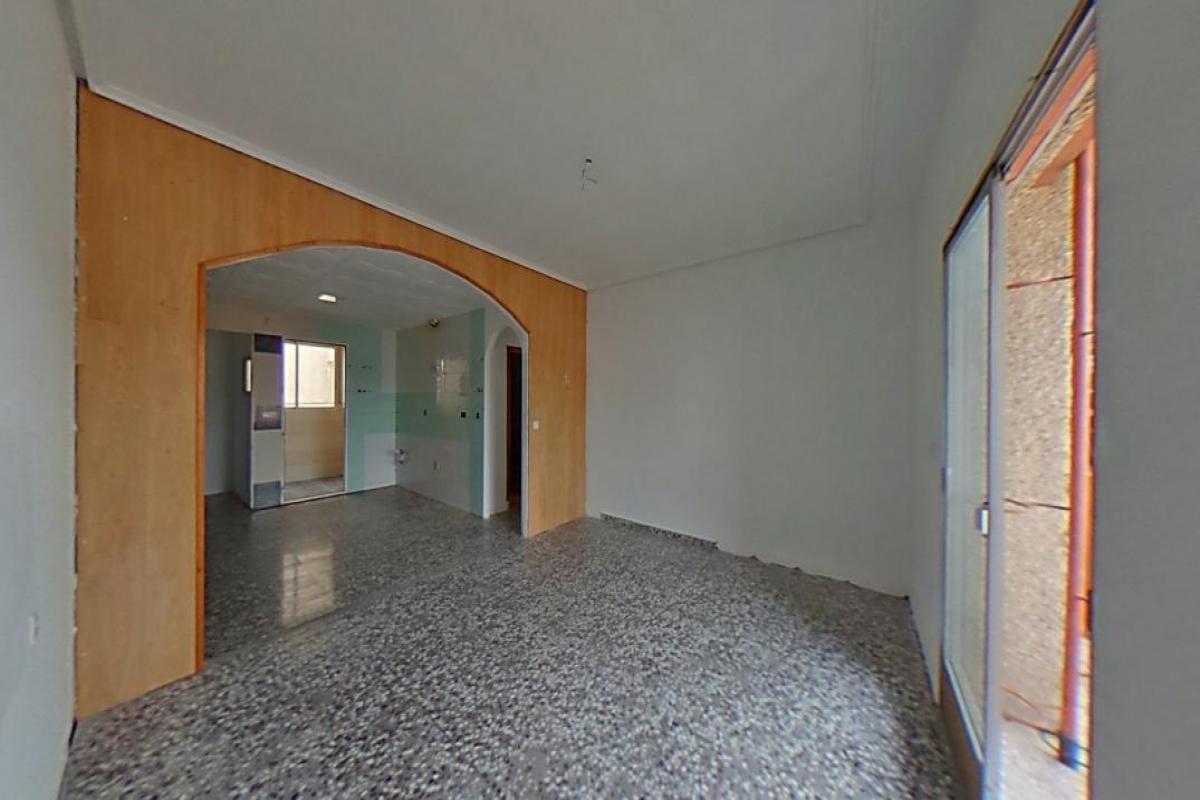 Piso en venta en Orilla del Azarbe, Santomera, Murcia, Calle Gloria, 58.000 €, 3 habitaciones, 2 baños, 112 m2
