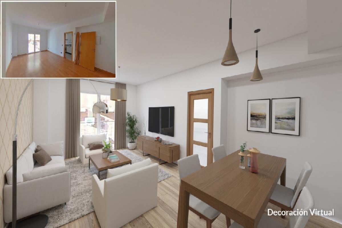 Piso en venta en Huelva, Huelva, Calle Virgen de Montemayor, 103.500 €, 3 habitaciones, 2 baños, 97 m2