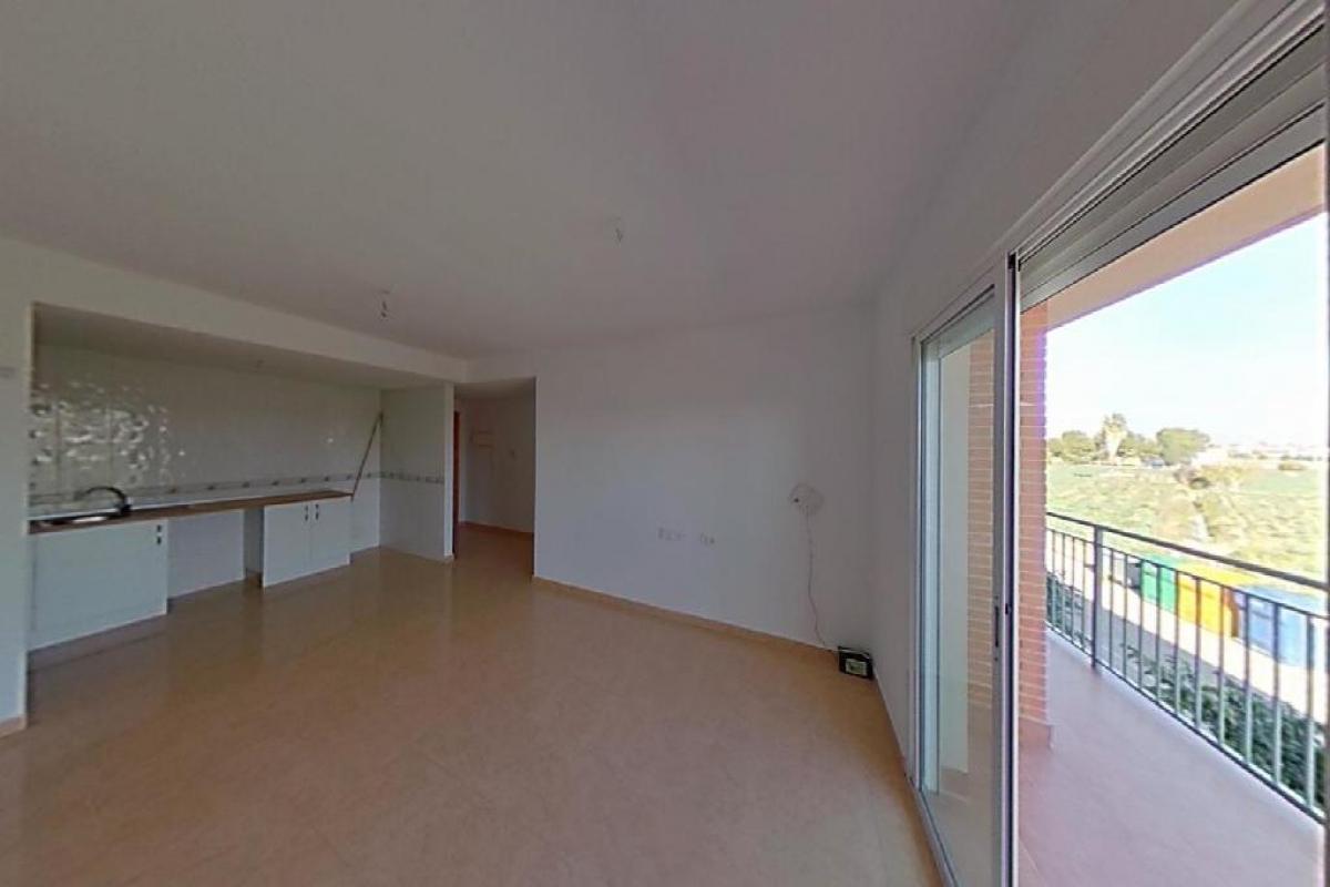 Piso en venta en Bañet, Almoradí, Alicante, Avenida Daya Nueva, 47.000 €, 2 habitaciones, 2 baños, 86 m2