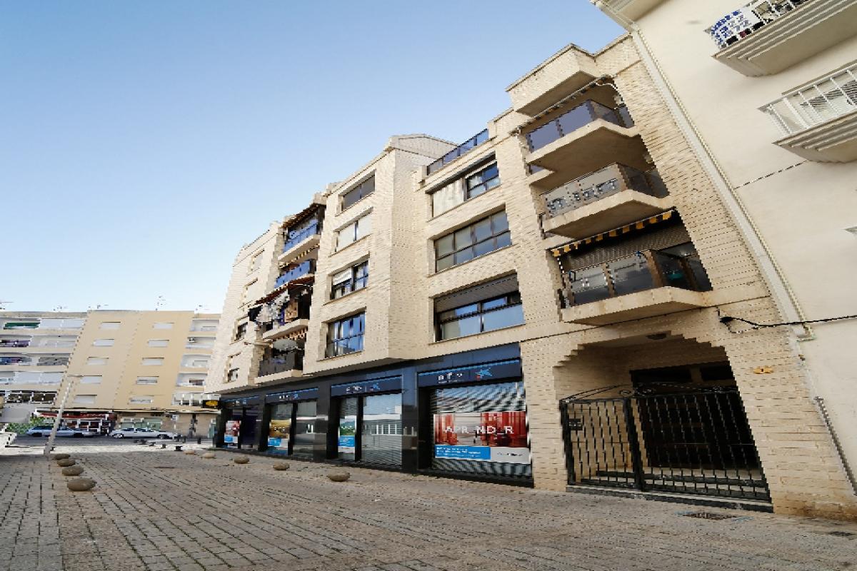 Piso en venta en Grau I Platja, Gandia, Valencia, Calle la Manxa, 79.000 €, 1 habitación, 1 baño, 63 m2