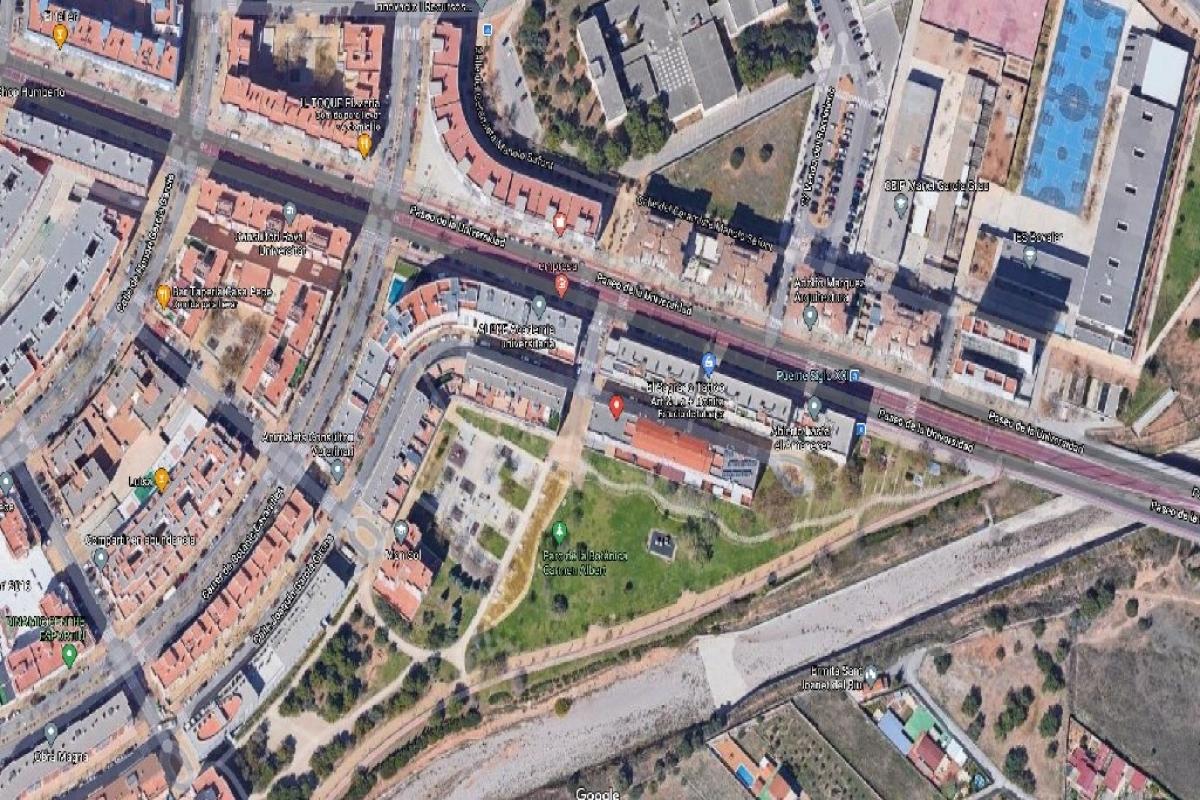 Parking en venta en Urbanización Penyeta Roja, Castellón de la Plana/castelló de la Plana, Castellón, Calle Joaquin Garcia Girona, 6.300 €, 31 m2