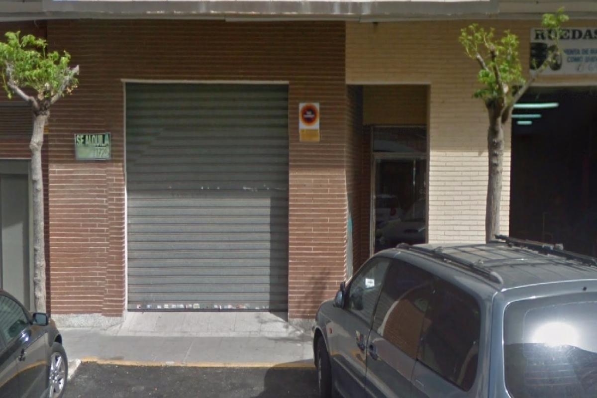 Parking en venta en Urbanización Calas Blancas, Torrevieja, Alicante, Calle San Luis, 9.000 €, 21 m2