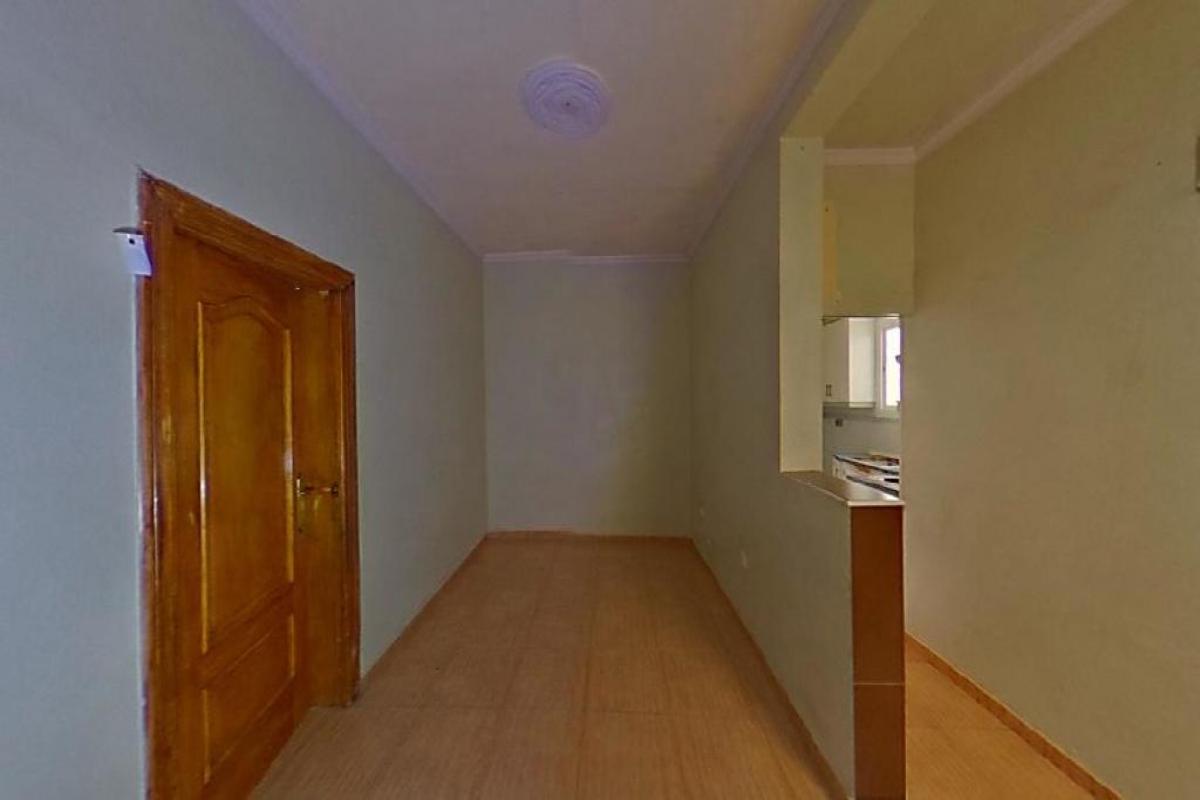 Piso en venta en Pescadería, Almería, Almería, Calle Juan Goytisolo, 55.500 €, 2 habitaciones, 1 baño, 67 m2