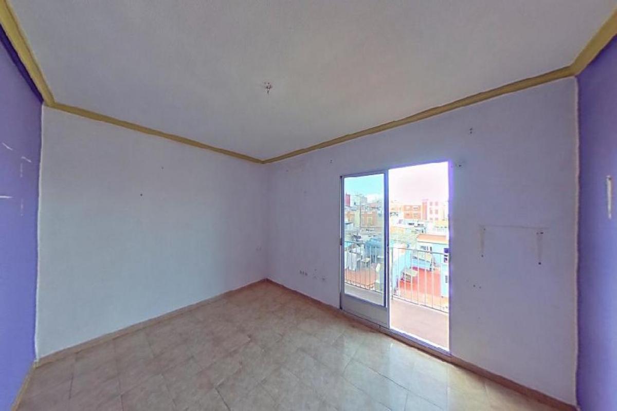 Piso en venta en Alquerieta, Alzira, Valencia, Calle Gerardo Laguia, 56.500 €, 4 habitaciones, 1 baño, 112 m2