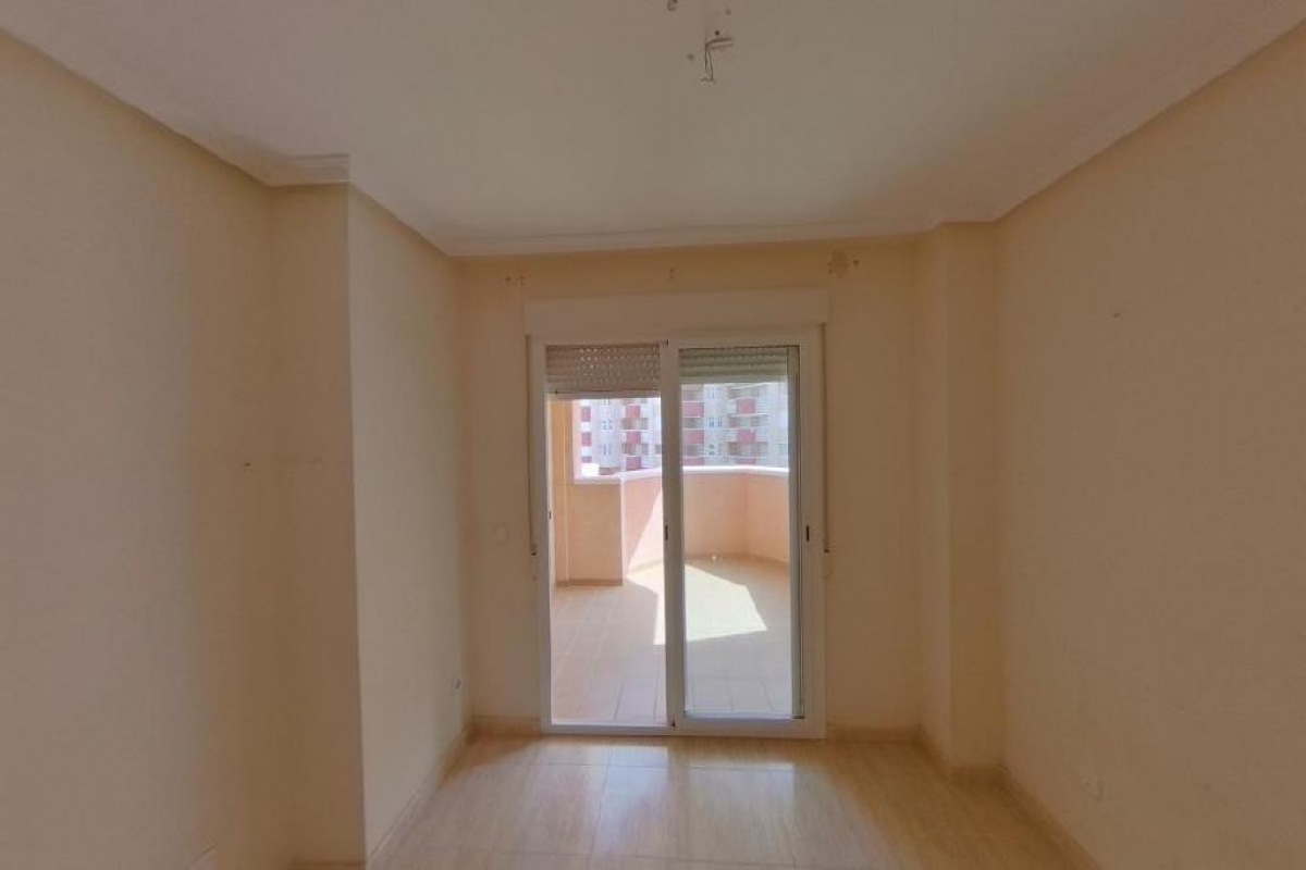 Piso en venta en San Javier, Murcia, Urbanización Resid. la Palmeras, 91.500 €, 1 habitación, 1 baño, 58 m2