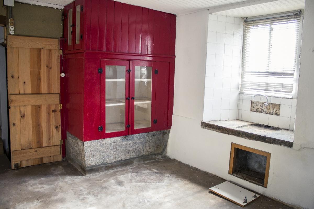 Casa en venta en Moeche, Moeche, A Coruña, Calle Salgueira-belcoy, 8.500 €, 1 habitación, 1 baño, 135 m2