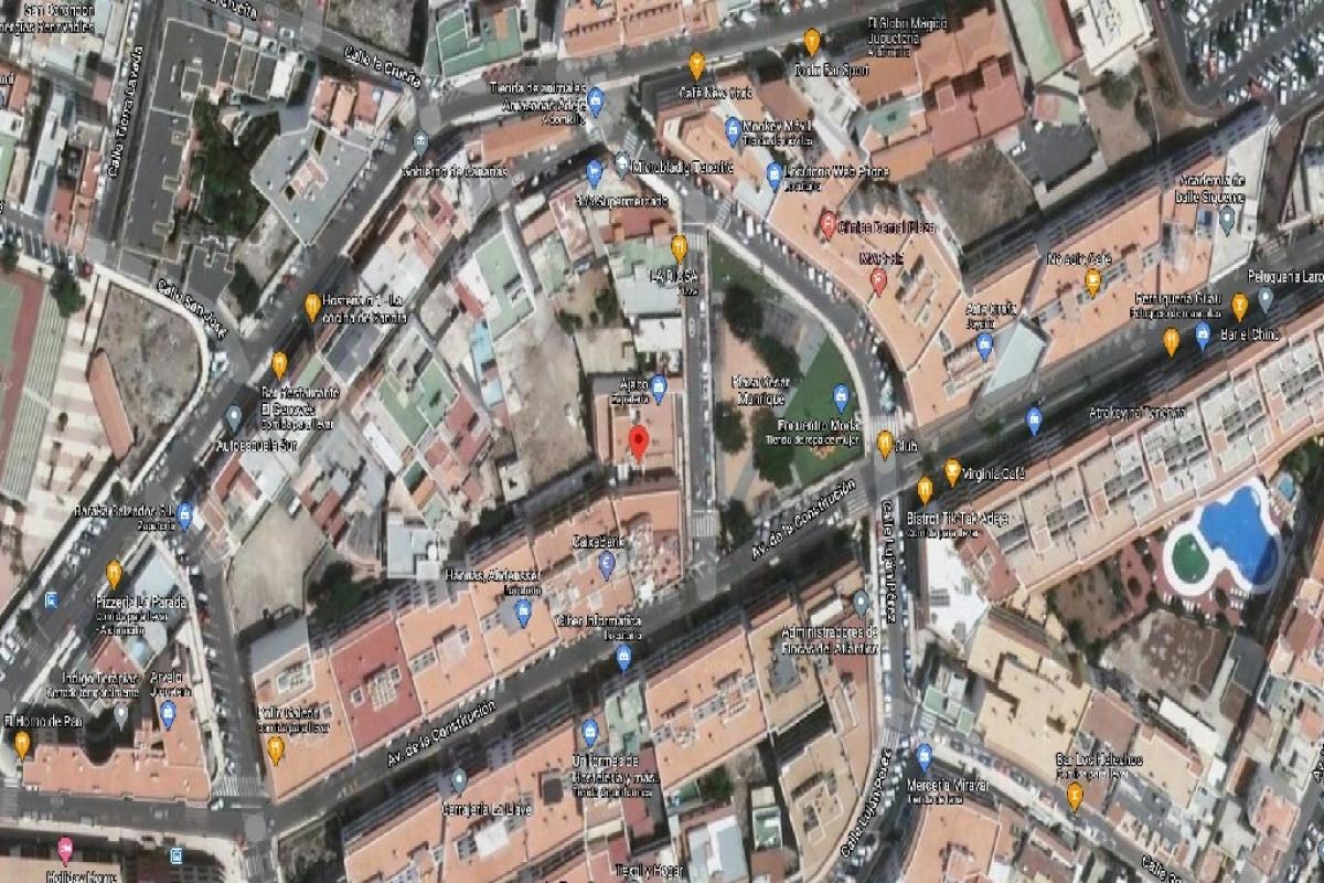 Parking en venta en Adeje, Santa Cruz de Tenerife, Calle César Manuel, 12.000 €, 36 m2
