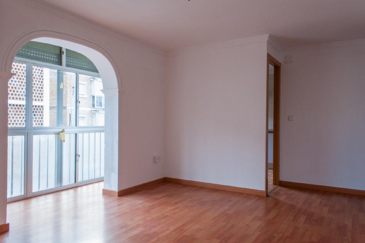 Piso en venta en Jerez de la Frontera, Cádiz, Calle la Malagueña, 50.500 €, 3 habitaciones, 1 baño, 77 m2
