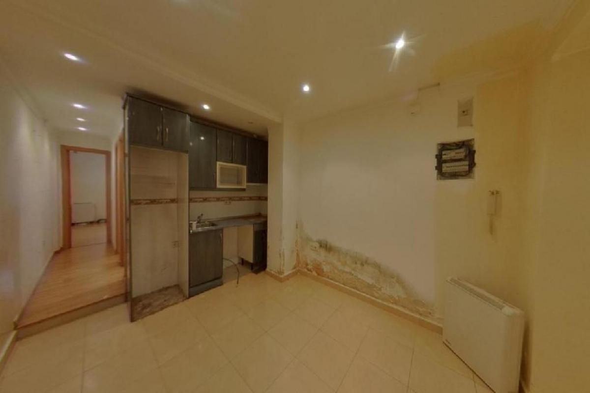 Piso en venta en Madrid, Madrid, Calle Antonio Prieto, 117.500 €, 2 habitaciones, 1 baño, 56 m2