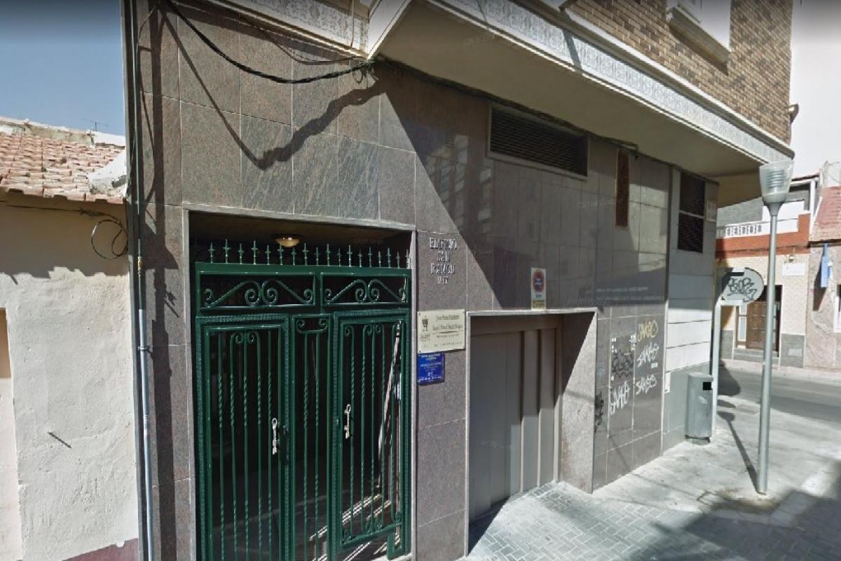 Parking en venta en Torrevieja, Alicante, Calle San Ramon, 8.000 €, 39 m2
