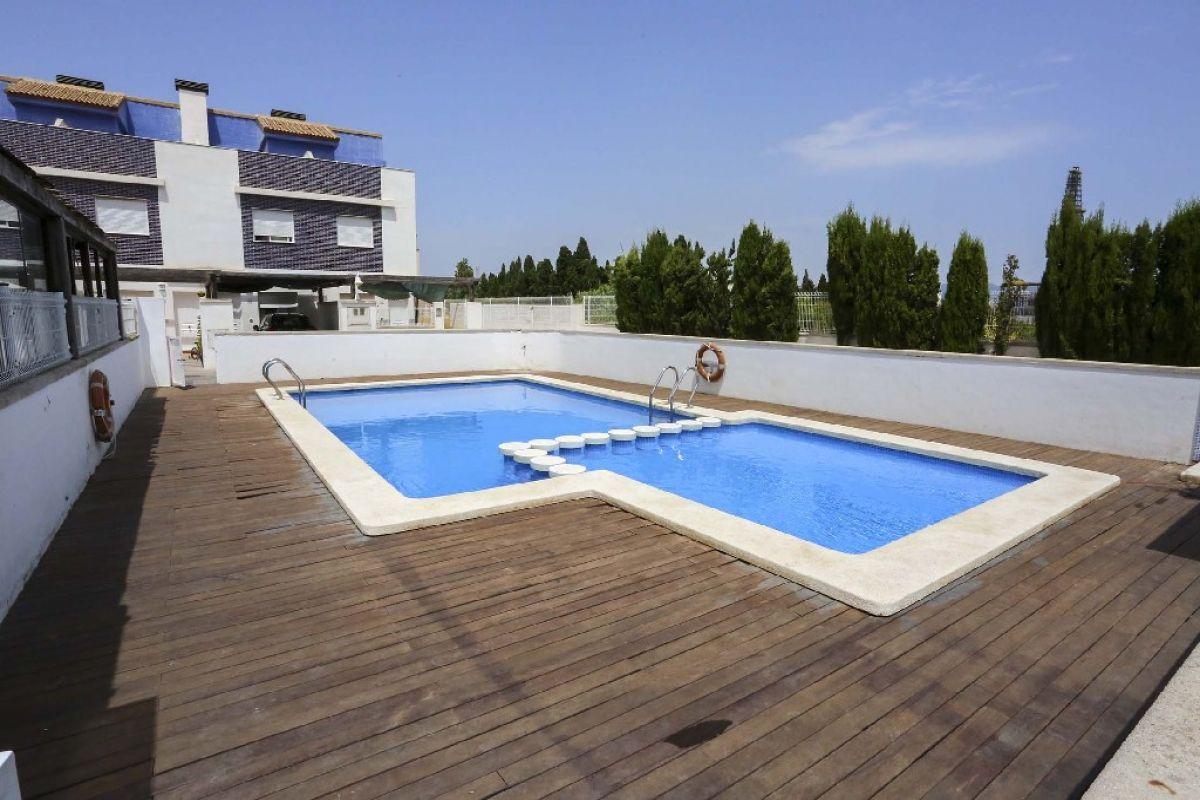 Casa en venta en La Playa, Almazora/almassora, Castellón, Calle de Lom Blanc, 70.000 €, 2 habitaciones, 2 baños, 96 m2