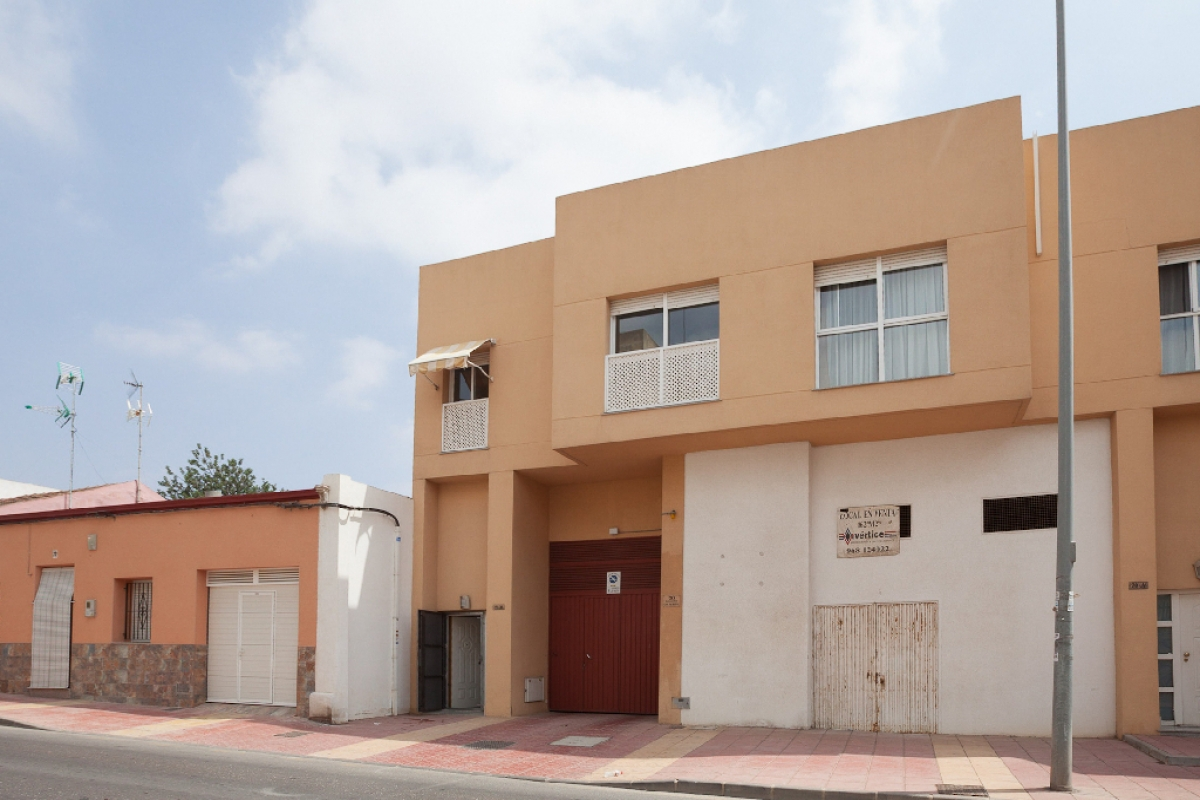 Piso en venta en Diputación de El Plan, Cartagena, Murcia, Calle Palma-bda. Cuatro Santos, 117.200 €, 4 habitaciones, 2 baños, 127 m2