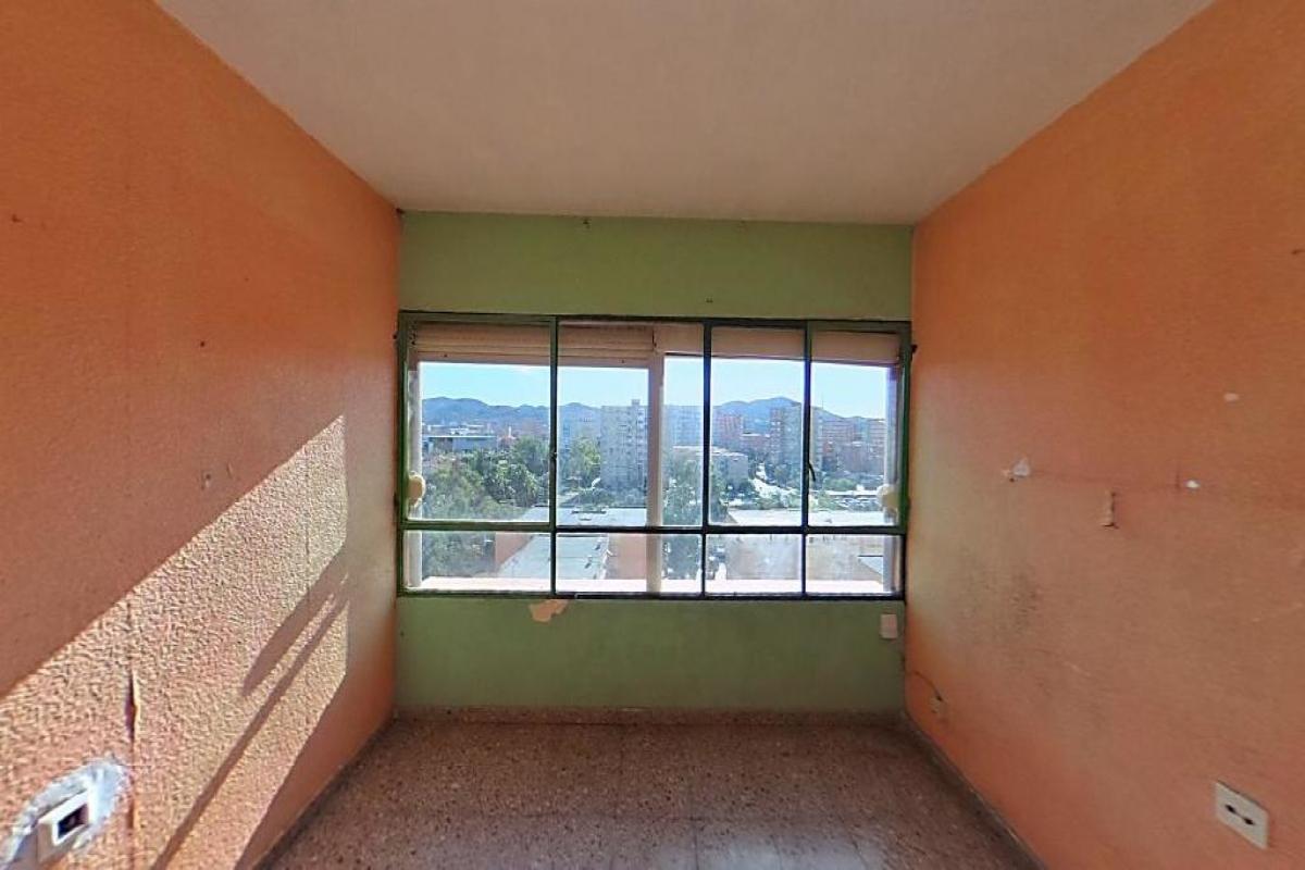 Piso en venta en Diputación de Cartagena Casco, Cartagena, Murcia, Calle Murcia, 48.000 €, 3 habitaciones, 1 baño, 87 m2