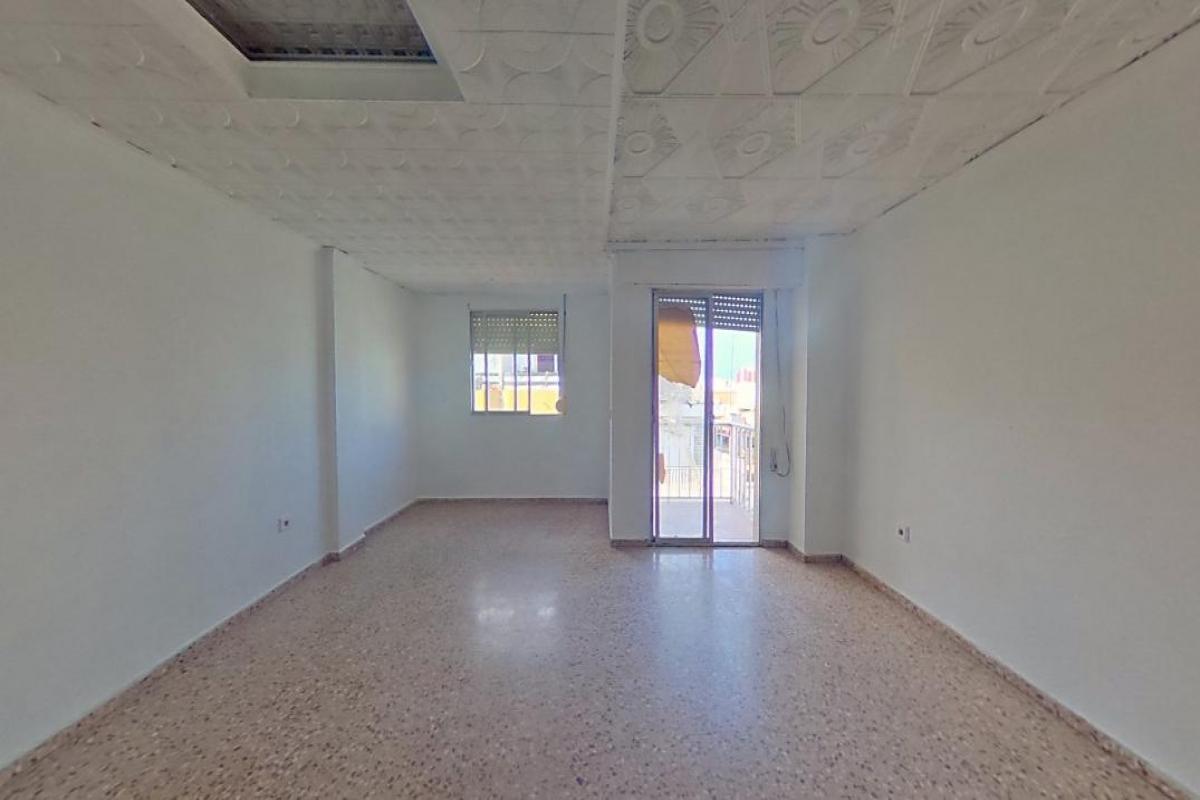 Piso en venta en Carrascalet, Algemesí, Valencia, Calle País Valencia, 50.000 €, 6 habitaciones, 2 baños, 108 m2