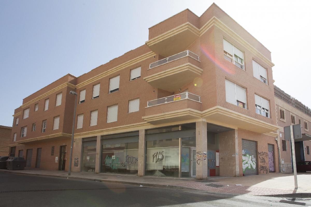 Piso en venta en La Cañada de San Urbano, Almería, Almería, Calle Sacramento, 106.700 €, 2 habitaciones, 1 baño, 74 m2