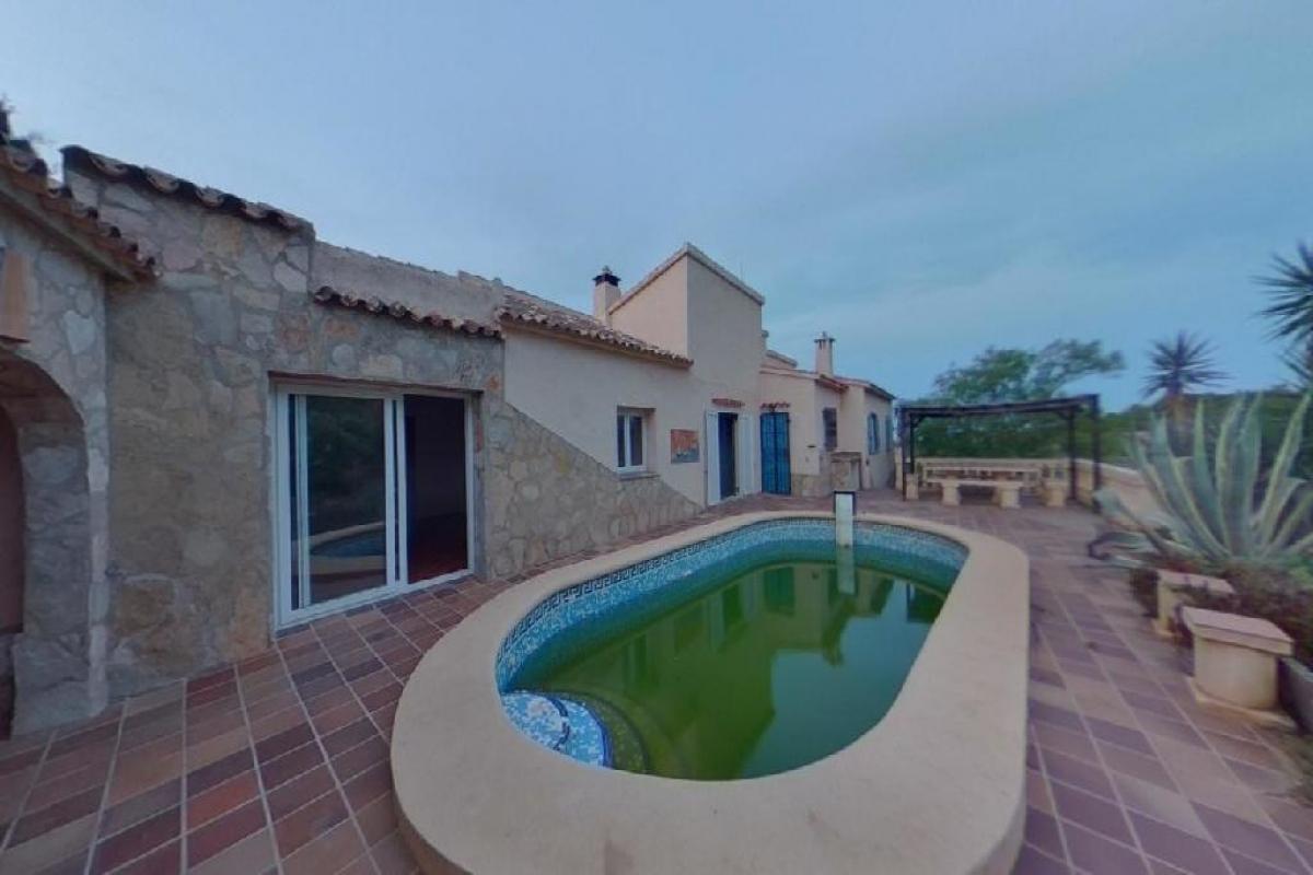 Casa en venta en La Pedrera, Dénia, Alicante, Calle Temist, 437.000 €, 7 habitaciones, 6 baños, 181 m2