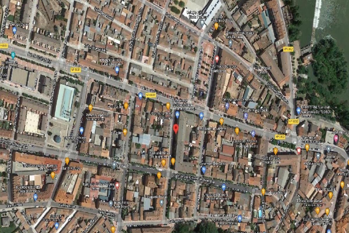 Parking en venta en Tudela de Duero, Valladolid, Calle Salegar, 6.000 €, 23 m2