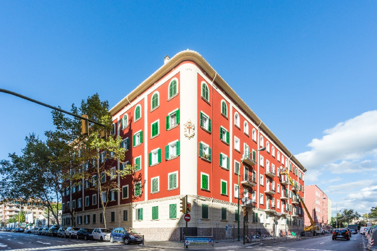 Piso en venta en Bons Aires, Palma de Mallorca, Baleares, Calle Poeta Guillen Colom, 209.000 €, 3 habitaciones, 1 baño, 82 m2