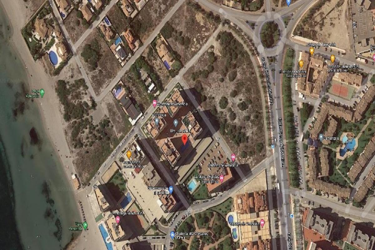 Parking en venta en La Manga del Mar Menor, San Javier, Murcia, Urbanización Luz Bahía, 6.500 €, 23 m2