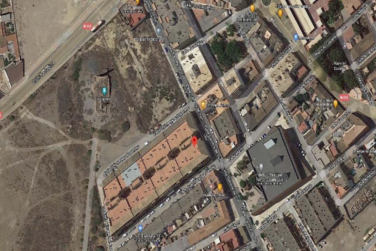 Parking en venta en La Unión, la Unión, Murcia, Calle Carrera de Irun, 5.000 €, 25 m2
