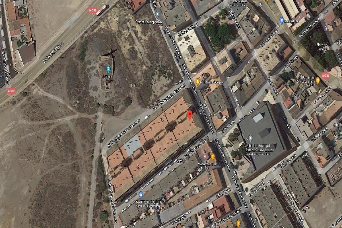 Parking en venta en La Unión, la Unión, Murcia, Calle Carrera de Irun, 5.000 €, 26 m2
