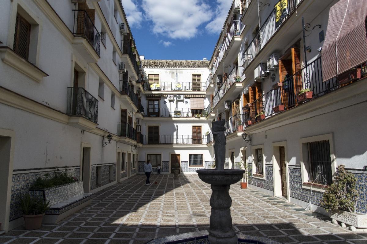 Piso en venta en Santiago, Jerez de la Frontera, Cádiz, Calle Ponce, 116.500 €, 3 habitaciones, 2 baños